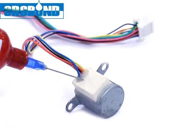 微型电机UV胶水