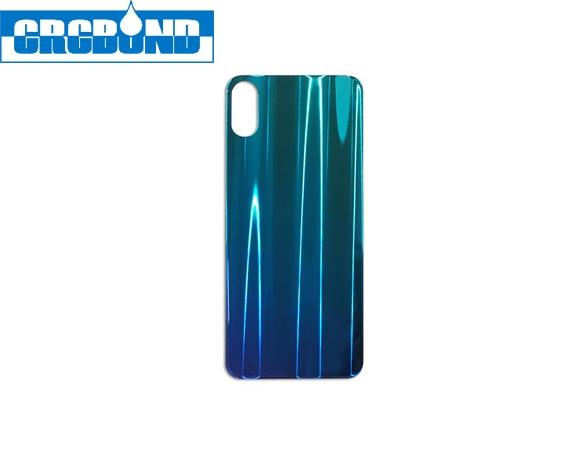 手机后盖表面加硬UV胶